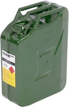 Dune-4WD-20L-Metal-Jerry-Can-Green on sale