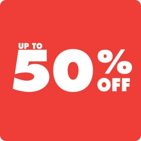 Up-to-50-off-Regular-Price-on-Summer-Apparel-Headwear-Footwear on sale