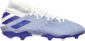 adidas-Nemeziz-19.3-WhiteBlue on sale
