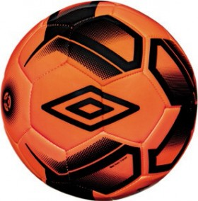 Umbro-Neo-Team-Trainer-Ball-OrangeBlack on sale