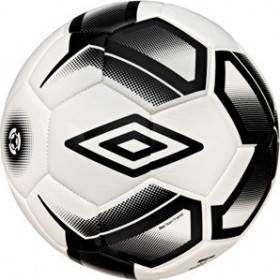 Umbro-Neo-Team-Trainer-Ball-WhiteBlack on sale