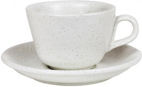 The-Standard-Cappuccino-Set-160ml-D14cm-5.4oz-D5.5-Shell on sale