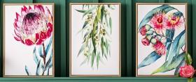 Ombre-Home-Boho-Bloom-Wall-Art on sale