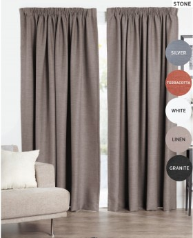 30-off-Rylee-Room-Darkening-Pencil-Pleat-Curtains on sale