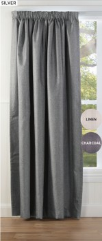 40-off-Contempo-Blockout-Pencil-Pleat-Curtains on sale