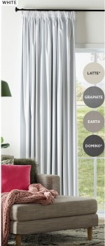 40-off-Multi-Blockout-Pencil-Pleat-Curtains on sale