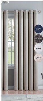 Abbey-Blockout-Eyelet-Curtains on sale