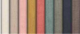 Cotton-Linen-Pure-Linen-Decorative-Fabrics on sale