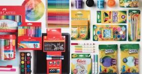 25-off-Faber-Castell-Crayola-Range on sale