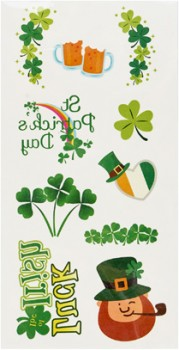 25-off-St-Patricks-Day-Fake-Tattoos-10-Pack on sale