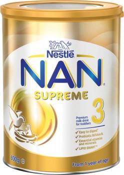 Nan-Supreme-Stage-3-Toddler-Milk-Drink-800g on sale