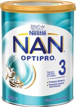 Nan-Optipro-Stage-3-Toddler-Milk-Drink-800g on sale