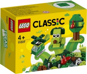 NEW-LEGO-Classic-Creative-Green-Bricks-11007 on sale