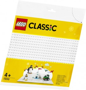 NEW-LEGO-Classic-White-Baseplate-11010 on sale
