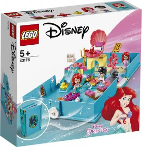 NEW-LEGO-Disney-Princess-Ariels-Storybook-Adventures-43176 on sale