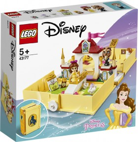 LEGO-Disney-Princess-Belles-Storybook-Adventures-43177 on sale