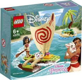 NEW-LEGO-Disney-Princess-Moanas-Ocean-Adventure-43170 on sale
