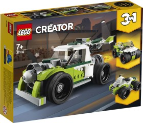 NEW-LEGO-Creator-Rocket-Truck-31103 on sale