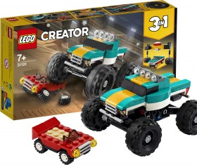 NEW-LEGO-Creator-Monster-Truck-31101 on sale