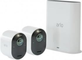 Arlo-Wire-Free-Ultra-HD-4K-Twin-CCTV-System on sale
