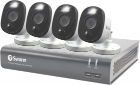 Swann-1TB-Full-HD-DVR-4-Camera-CCTV-System on sale