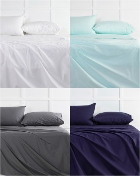 Cotton-Bed-Sheets on sale