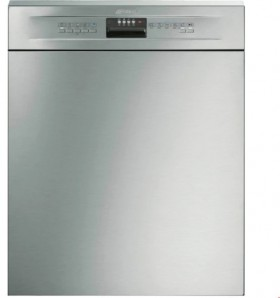 Smeg-Under-Bench-Dishwasher-Stainless-Steel on sale