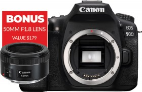 Canon-EOS-90D-Body on sale