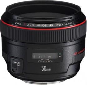 Canon-EF-50mm-f1.2L-USM-Portrait-Lens on sale