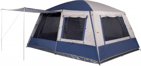 Oztrail-Hightower-Mansion-10-Person-Tent on sale