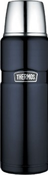 Thermos-Stainless-Steel-King-Flask-1.2L on sale