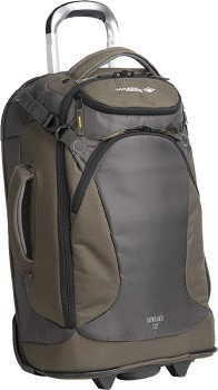 Mountain-Designs-Voyager-32L-Rolling-Luggage on sale