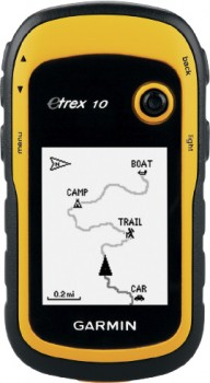 Garmin-Handheld-GPS-Etrex-10 on sale