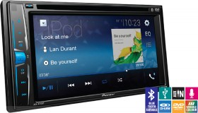 NEW-Pioneer-6.2-Touchscreen-CDDVD-Player-with-Bluetooth on sale