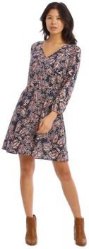 Piper-V-Neck-Dress on sale