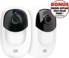 Uniden-1080p-Smart-Wi-Fi-CCTV-Camera-2-Pack on sale