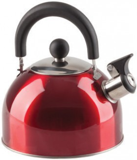 Rovin-Stainless-Steel-Whistling-2L-Kettle on sale