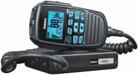 Uniden-5W-Powerful-UHF-Radio-with-Microphone-Display-Control-UH8060S on sale