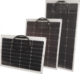 12V-Semi-Flexible-Solar-Panels on sale