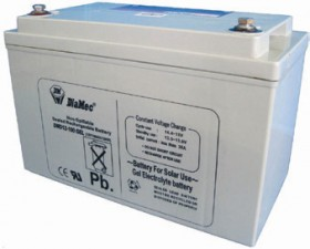 12V-100Ah-SLA-Deep-Cycle-Gel-Battery on sale