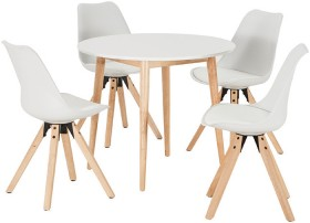 Toto-5-Piece-Dining-Set-with-Dimi-Chairs on sale