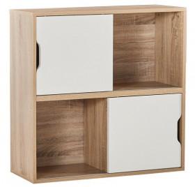 NEW-Zayne-4-Shelf-2-Door-Unit on sale