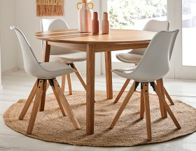 Niva-5-Piece-Dining-Set-with-Dimi-Chairs on sale