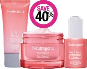 Save-40-on-Neutrogena-Skincare-Suncare-Range on sale