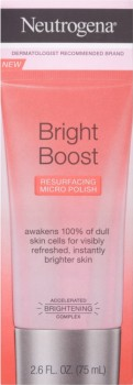 NEW-Neutrogena-Bright-Boost-Resurfacing-Micro-Face-Polish-with-Glycolic-an-75mL on sale