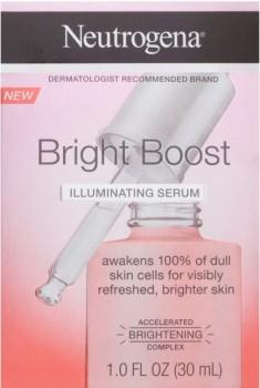 NEW-Neutrogena-Bright-Boost-Illuminating-Serum-with-Neoglucosamine-and-Tu-30mL on sale