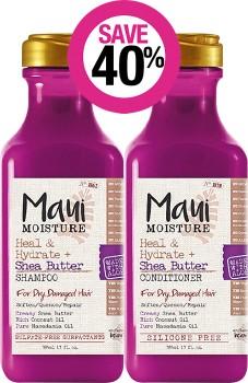 Save-40-on-Maui-Moisture-Haircare-Range on sale