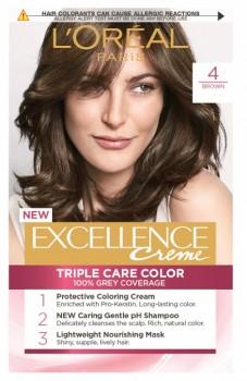 LOral-Paris-Excellence-Crme-4-Brown-1-Pack on sale
