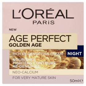 LOral-Paris-Age-Perfect-Golden-Age-Rich-Re-Densifying-Night-Cream-50mL on sale