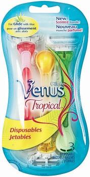 Gillette-Venus-Tropical-Disposable-Shaving-Razor-3-Pack on sale